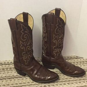 Justin women's Western boots